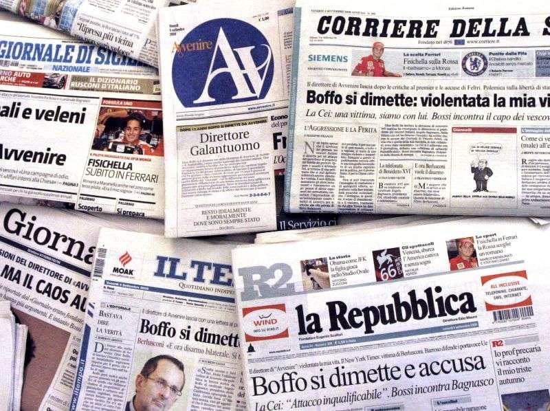 """Le """"bufale"""" dei giornali !"""