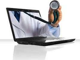 La salute corre sul WEB