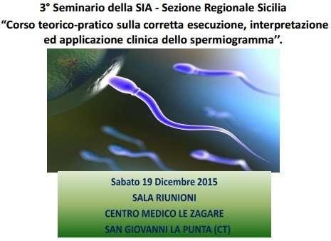 Lo Spermiogramma: un corso per saperne di più