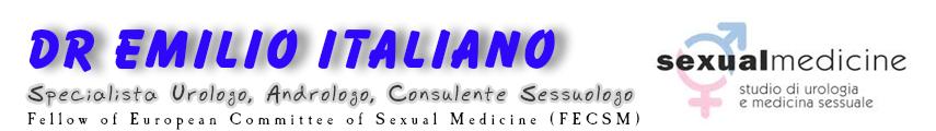 Urologo, Andrologo e Sessuologo | Dr Emilio Italiano