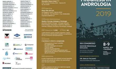 Progressi in Andrologia 2019
